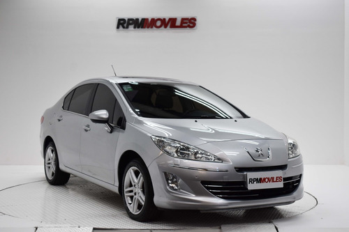 Peugeot 408 Sport Thp At 2013 Rpm Moviles
