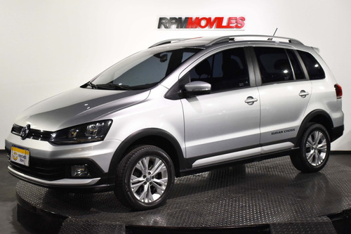 Volkswagen Suran Cross 1.6 Highline Msi 2018 Rpm Moviles