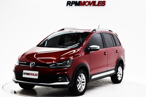 Volkswagen Suran 1.6  16v Cross Manual 2015 Rpm Moviles