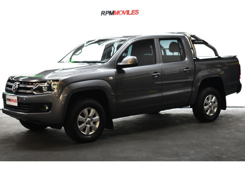 Volkswagen Amarok 2.0 Trendline 4×2 Manual 2015 Rpm Moviles