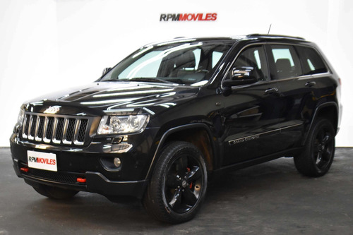 Jeep Grand Cherokee Overland 3.6 4×4 At Lv 2013 Rpm Moviles