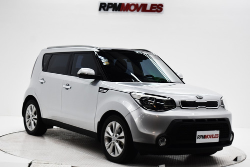 Kia Kia Soul Ex 1.6 At 2015 Rpm Moviles Showroom