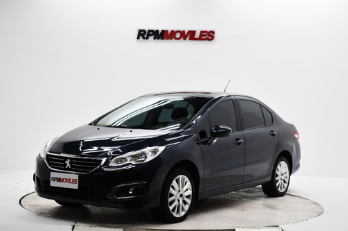 Peugeot 408 Allure Plus 1.6 Thp 163hp Mt 2016 Rpm Moviles