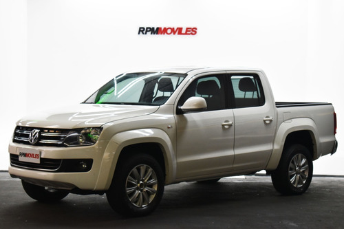 Volkswagen Amarok Highline Tela 4×4 Manual 2015 Rpm Moviles