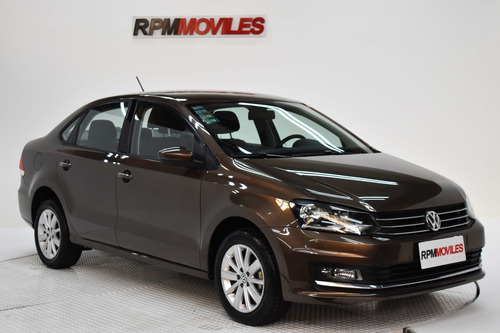 Volkswagen Polo Comfortline 1.6 Mt  4p 2015 Rpm Showroom