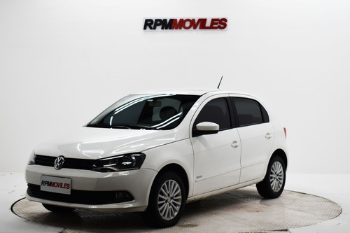 Volkswagen Gol Trend Highline 1.6 Ln 5p 2016 Rpm Moviles