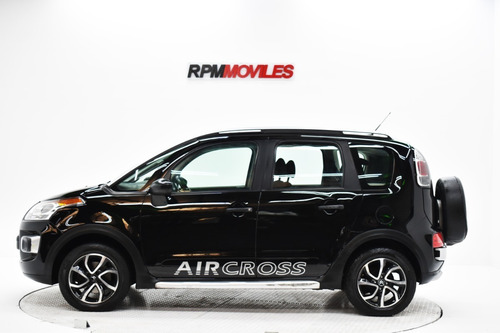Citroen C3 Aircross 1.6 Exclusive 2012 Rpm Moviles