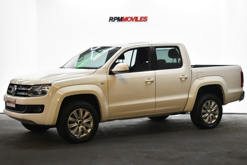 Volkswagen Amarok Highline Tela 4×4 Manual 2015 Rpm Showroom