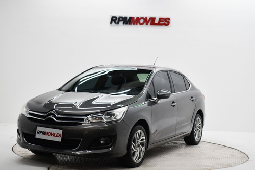 Citroen C4 Lounge 1.6 Exclusive Tiptronic 2014 Rpm Showroom