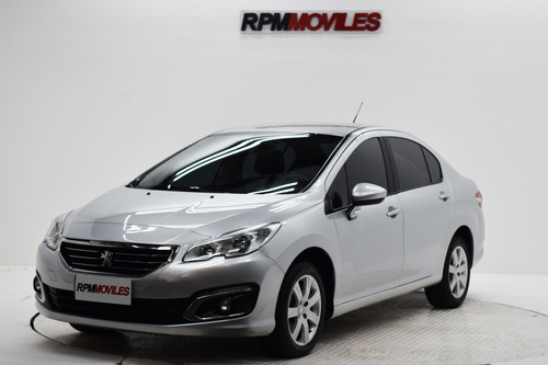 Peugeot 408 1.6  Allure Hdi Nav Mt 2016 Rpm Moviles Showroom