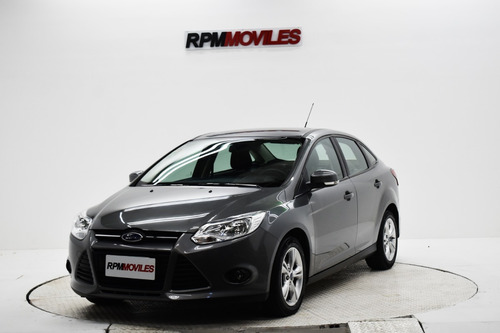 Ford Focus 1.6 S Manual 4p 2014 Rpm Moviles