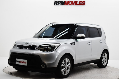 Kia Kia Soul Ex 1.6 At 2015 Rpm Moviles