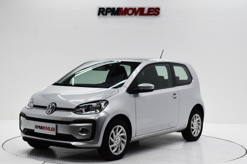 Volkswagen Up 1.0 High 3p 2018 Rpm Moviles