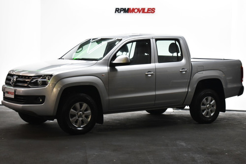 Volkswagen Amarok 2.0 Cd Tdi 4×2 Trendline 2014 Rpm Showroom
