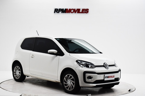 Volkswagen Up 1.0 High 3p 2017 Rpm Moviles