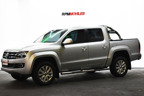 Volkswagen Amarok Highline Pack 4×4  Mt 2015 Rpm Moviles