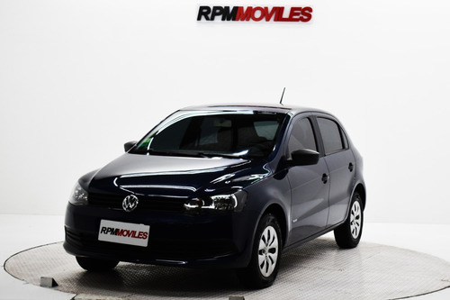 Volkswagen Gol Trend Pack I 5p 2015 Rpm Moviles