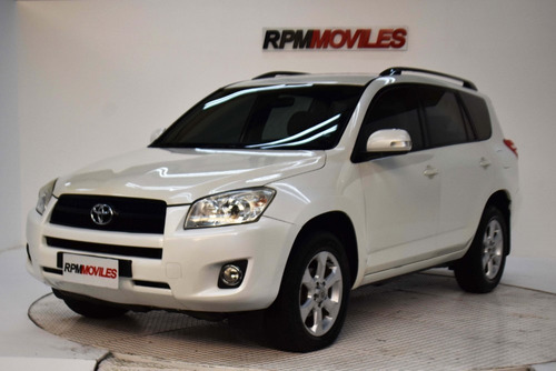 Toyota Rav4 2.4 At Full 4×2 Lv 2012 Rpm Moviles