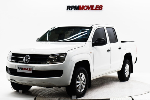 Volkswagen Amarok Dc Starline 4×4 2.0 140hp Rpm Moviles