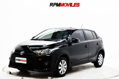 Toyota Yaris Cvt Cuero 5p 2017 Rpm Moviles