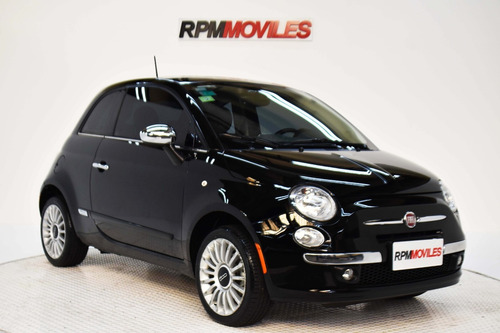Fiat Fiat 500 1.4 Lounge At 2017 Rpm Moviles