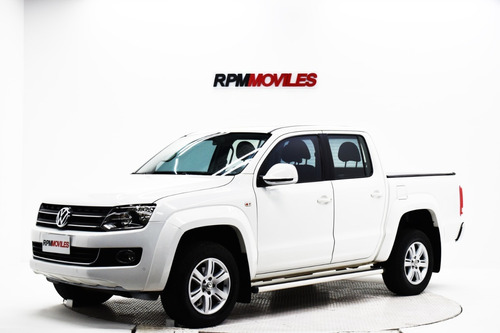 Volkswagen Amarok Highline 4×2 Mt 2014 Rpm Moviles