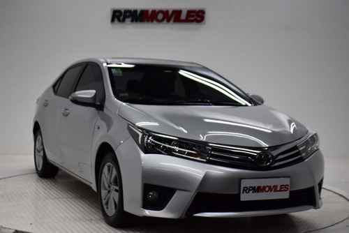Toyota Corolla Xei Cvt At 1.8 2015 Rpm Moviles
