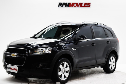 Chevrolet Captiva Lt 4×4 Mt 2012 Rpm Moviles