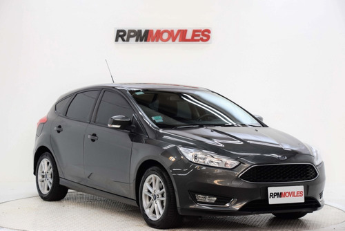 Ford Focus Se 5p Manual 2017 Rpm Moviles