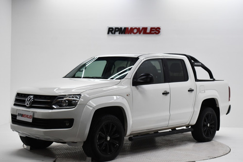 Volkswagen Amarok Dark Label Mt 4×4 2015 Rpm Moviles