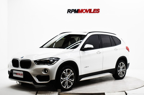 Bmw X1 2.0 Sport Sdrive 2017 Rpm Moviles