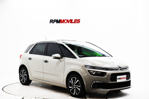 Citroen Picasso C4 1.6 Thp Feel Pack At 2017 Rpm Moviles