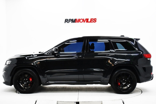 Jeep Grand Cherokee 6.4 Srt At 465hp 2016 Rpm Moviles