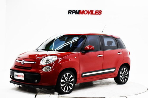 Fiat 500 1.4 Lounge 5p Mt 2014 Rpm Moviles
