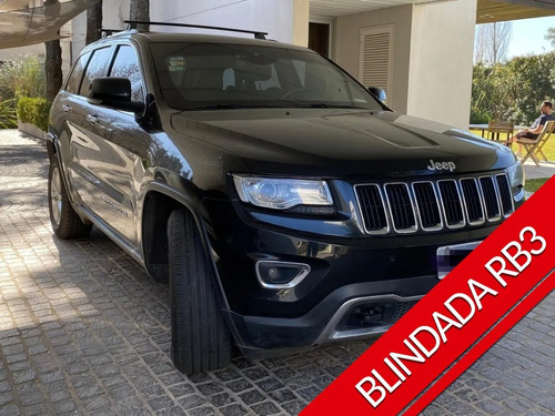 Jeep Grand Cherokee 3.6 Limited 286hp 2014 Rpm Moviles