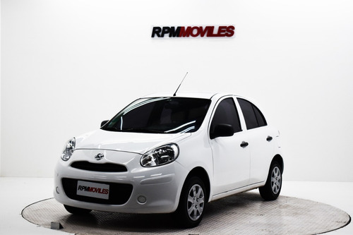 Nissan March Active Pure Drive Mt 2016 Rpm Moviles