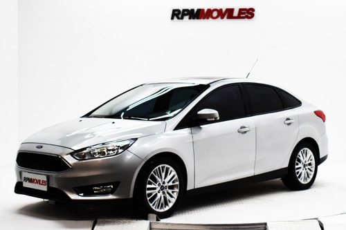 Ford Focus 2.0 Se Plus At 4p 2017 Rpm Moviles