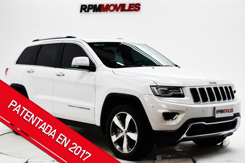 Jeep Grand Cherokee 3.6 Limited 2015 Rpm Moviles