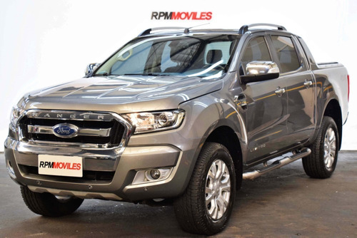 Ford Ranger 3.2 Limited 4×4 Manual 2017 Rpm Moviles