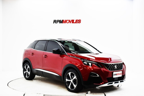 Peugeot 3008 Gt Line Tiptronic Hdi 2018 Rpm Moviles