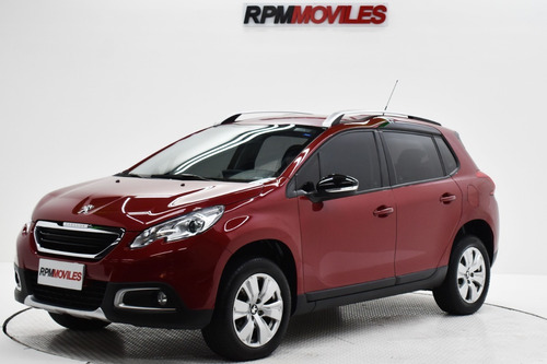 Peugeot 2008 1.6 Allure At 2019 Rpm Moviles