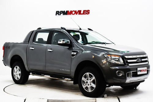 Ford Ranger 3.2 Limited At Dc Cuero 4×4 2014 Rpm Moviles