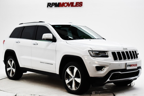 Jeep Grand Cherokee 3.6 Limited 2017 Rpm Moviles
