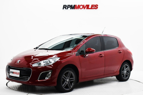 Peugeot 308 1.6 Sport Thp At 2014 Rpm Moviles
