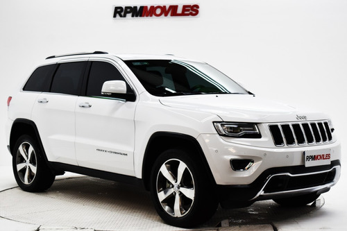 Jeep Grand Cherokee 3.6 Limited 286hp 2017 Rpm Moviles