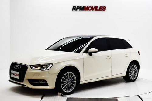 Audi A3 Sportback 1.8 Tfsi At 2013 Rpm Moviles