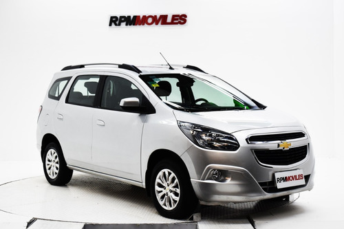 Chevrolet Spin Ltz Manual 7as 1.8 2017 Rpm Moviles