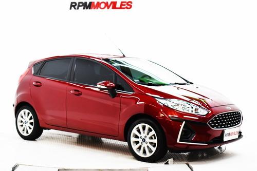 Ford Fiesta 1.6 Se Manual 5p 2018 Rpm Moviles