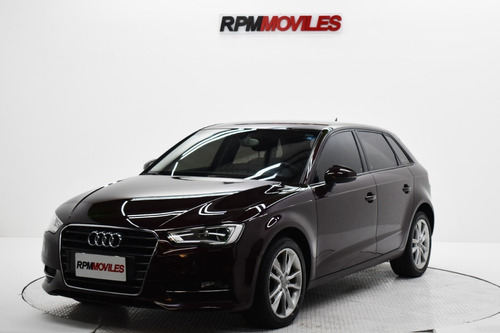 Audi A3 Sportback 1.4 T At 5p 2013 Rpm Moviles