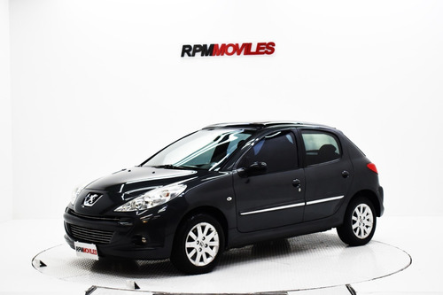 Peugeot 207 Xt At 1.6 N 5p 2011 Rpm Moviles